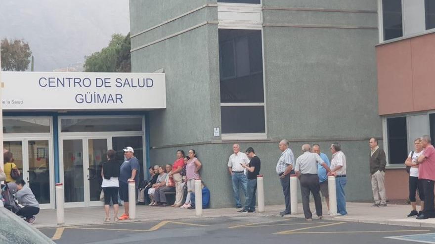 Centro de Salud de Güímar
