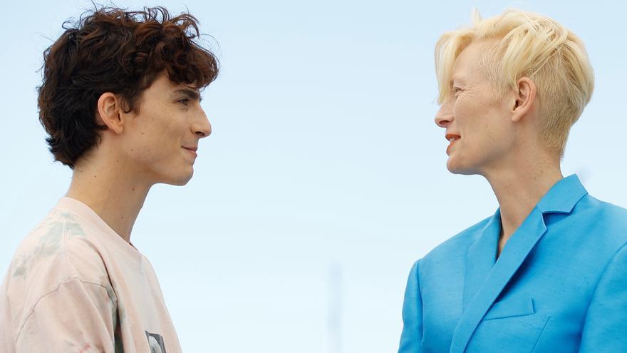 """Chalamet: Espero que ahora films como """"The French Dispatch"""" sirvan para ayudar"""