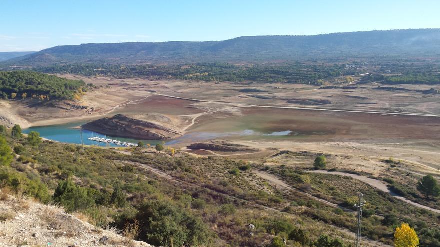Estado de los pantanos de cabecera del Tajo / Asociación Municipios Ribereños