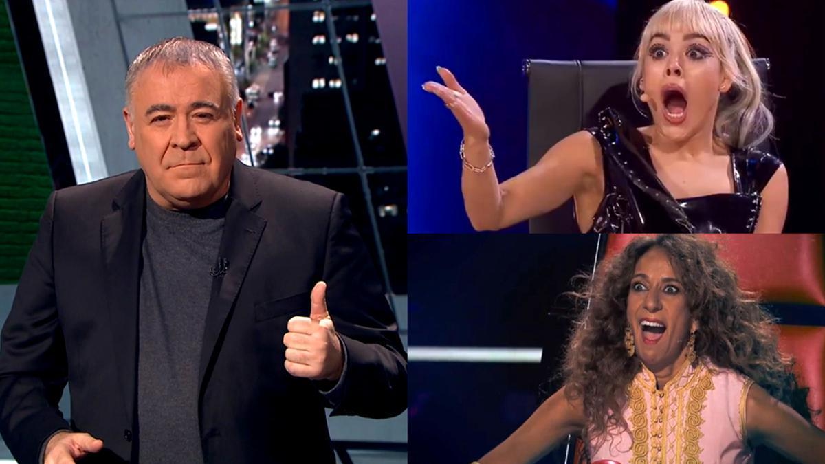 Antonio García Ferreras / Danna Paola / Rosario Flores