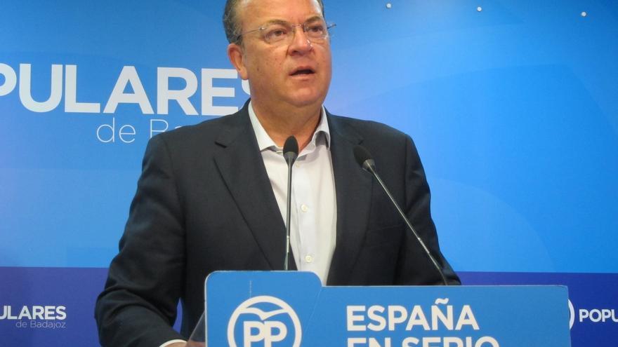 """Monago pide que no se """"saque de contexto"""" la carta de Rajoy a Bruselas y dice que las CCAA """"ya están haciendo recortes"""""""