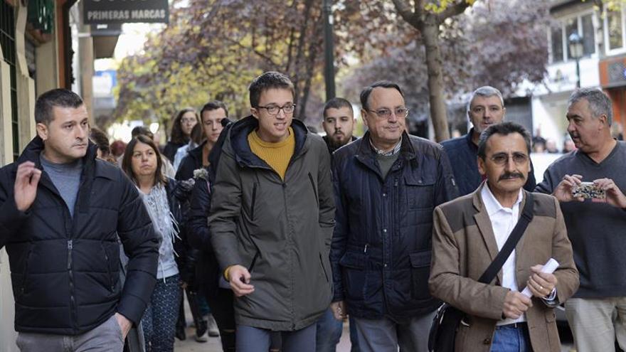 Errejón: La diversidad de opiniones es lo que ha hecho fuerte a Podemos
