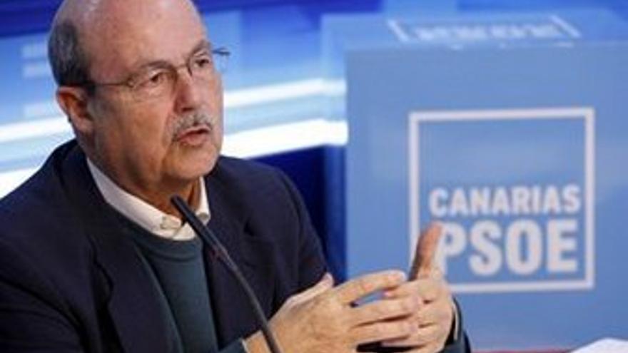 José Segura, diputado del PSC-PSOE por la provincia de Santa Cruz de Tenerife. (CANARIAS AHORA)