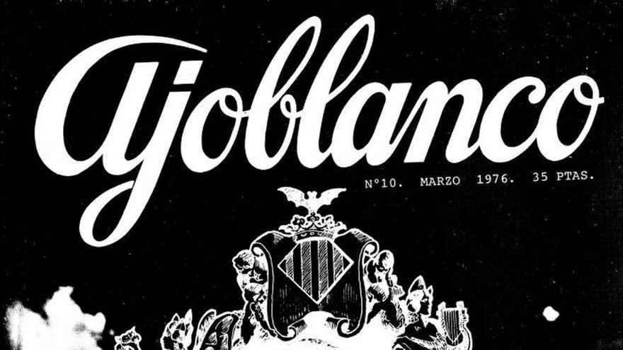 La revista Ajoblanco libera todos los ejemplares de su primera época