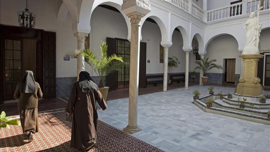 Una suscripción popular salva el convento de Santa Teresa en Sevilla