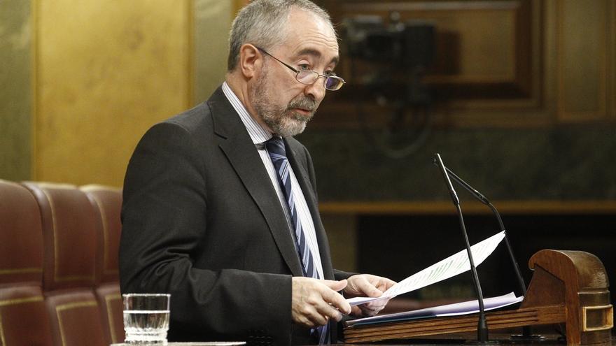 """Larreina (EH Bildu) dice que el domingo """"el partido de verdad se juega en Euskal Herria"""""""