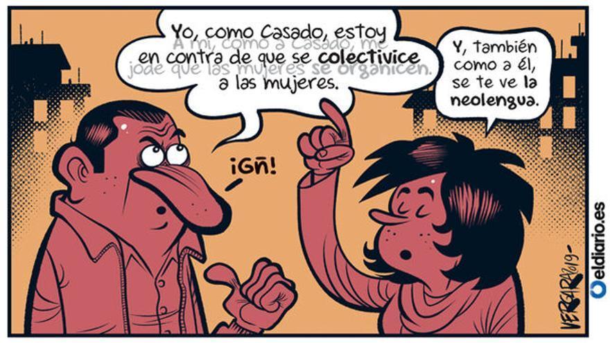 La colectivización de las mujeres (05/03/2019), por Bernardo Vergara