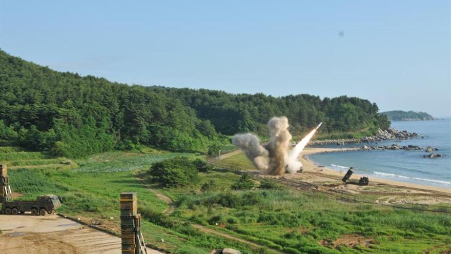 """Paraguay considera un """"acto de provocación"""" el lanzamiento de misil norcoreano"""