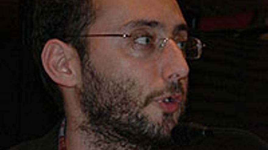El periodista y escritor Pepe Naranjo.