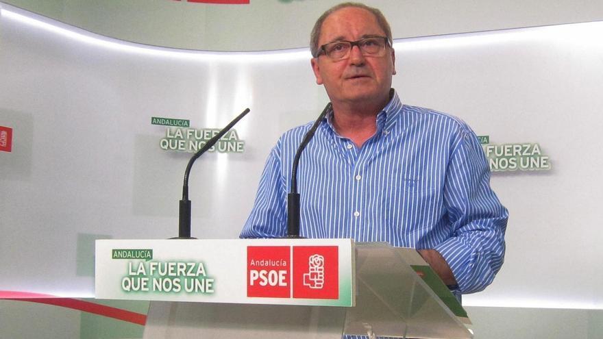 """PSOE-A asegura que las relaciones con UGT-A y CCOO-A """"no están rotas"""" y hay coincidencia en que deben ser """"fluidas"""""""