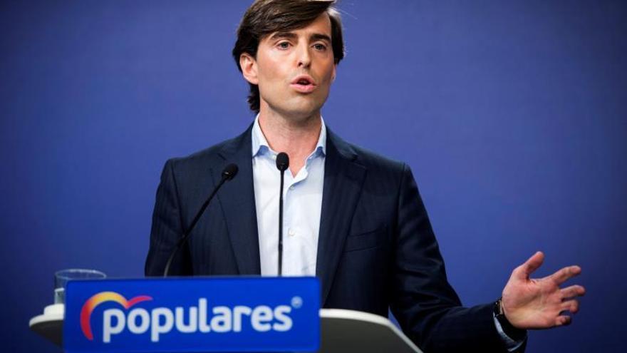 El PP acusa a Sánchez de utilizar la Constitución para blanquear negociación