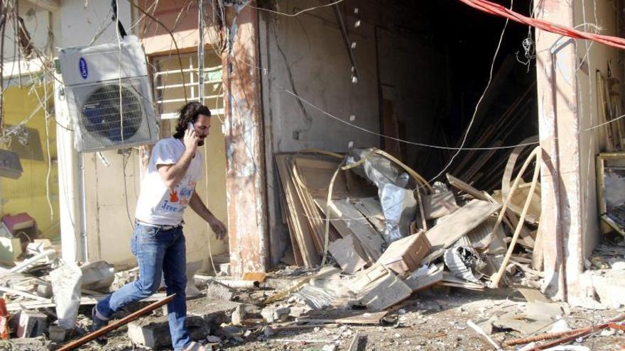 Al menos 15 muertos y 56 heridos en una cadena de atentados en Bagdad