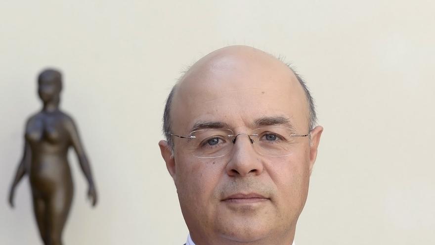 El consejero de Hacienda, Andrés Carrillo