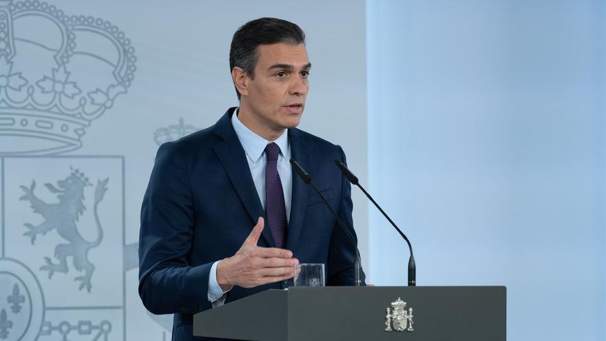 El Gobierno central decreta el estado de alarma para toda España y Canarias queda exenta del toque de queda