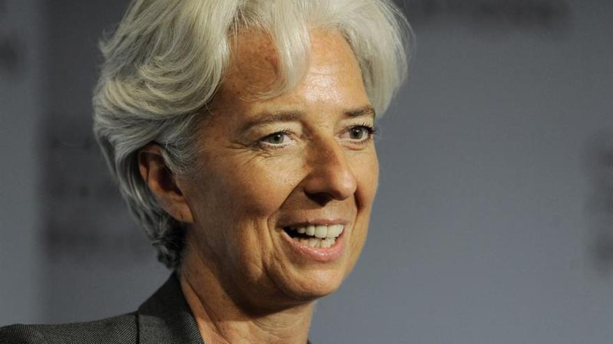 La Fiscalía pide la absolución de Lagarde en su juicio por negligencia