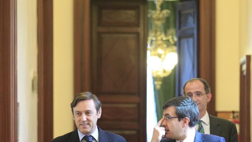 """El PP llama la próxima semana al Congreso a """"blindar"""" el AVE ante las """"amenazas"""" de Ciudadanos"""