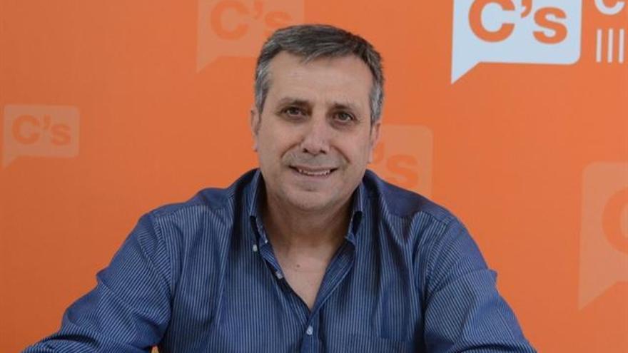 Antonio López, coordinador regional de Ciudadanos en Castilla-La Mancha