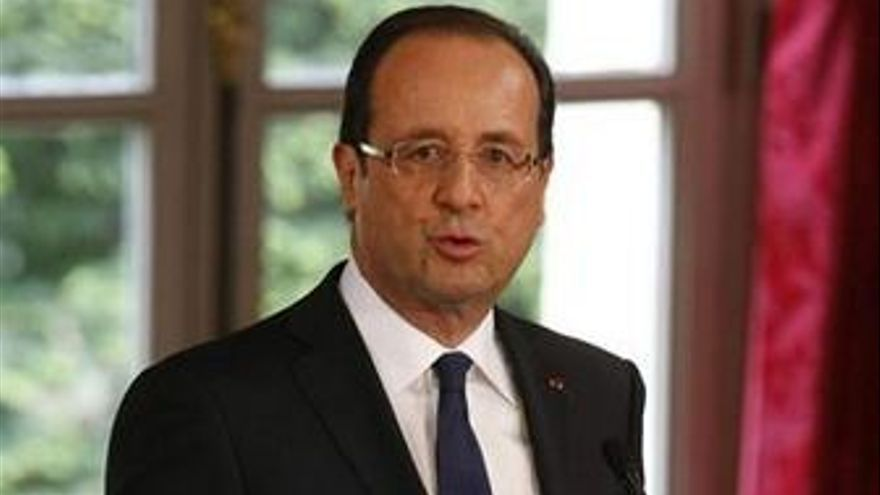 François Hollande. (EUROPA PRESS)