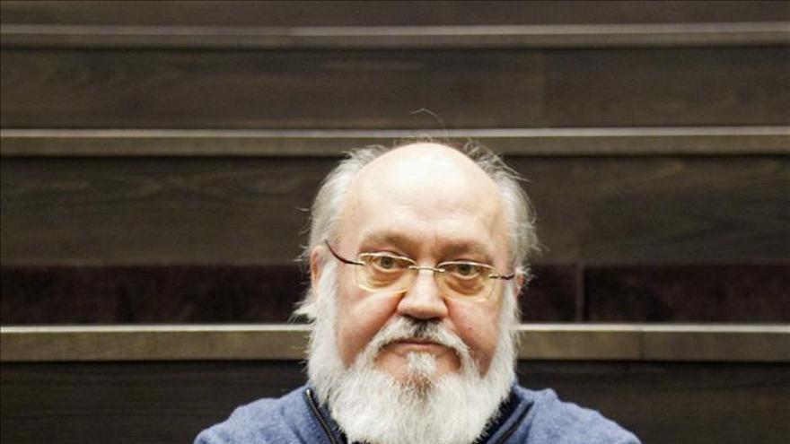 """El cineasta José Luis Cuerda considera que el cine español """"está por los suelos"""""""