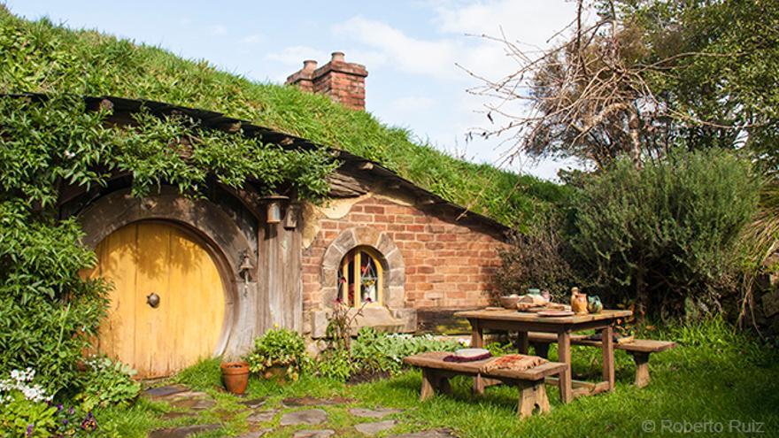Hobbiton, Nueva Zelanda, visado de Working Holiday