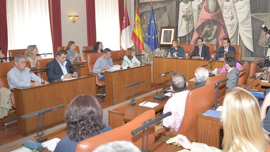Reunión en la Diputación de Ciudad Real para organizar acogida de refugiados