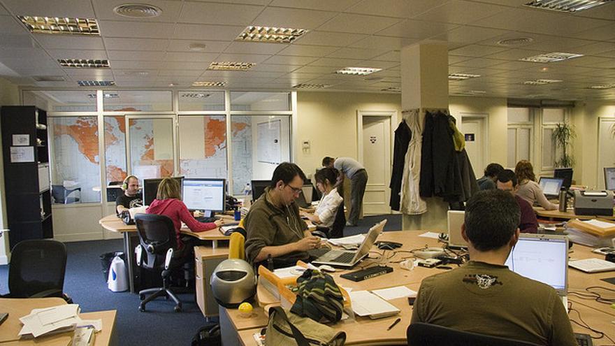 En la oficina, convivimos gente muy diferente entre sí