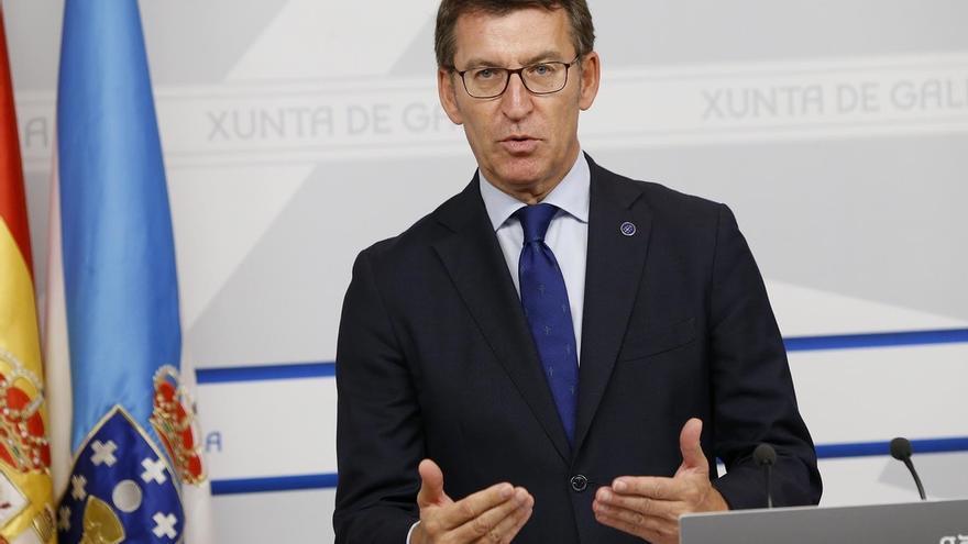 Feijóo reitera su disposición a colaborar en la comisión del Congreso sobre el accidente del Alvia