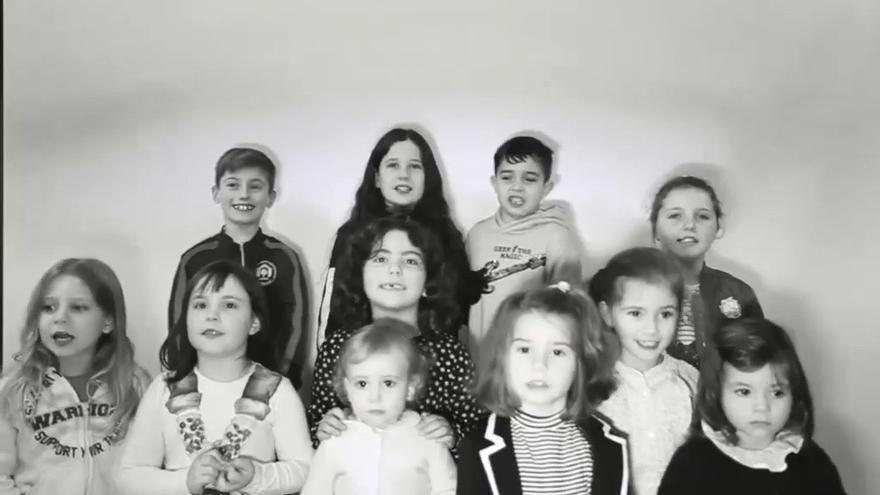 Imagen del vídeo reivindicativo para reclamar servicios de pediatría en Ferrolterra