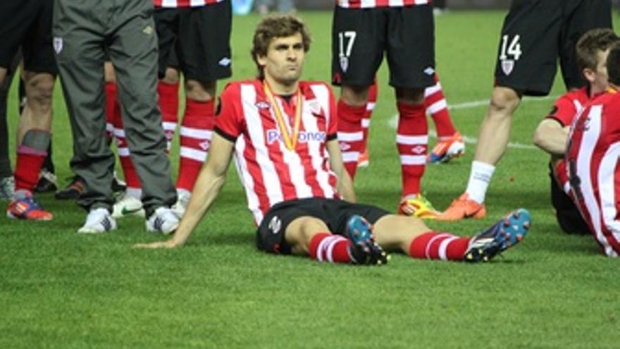 Llorente Athletic Club Bilbao