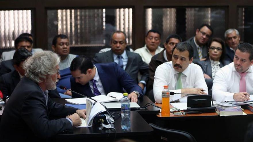 Piden el antejuicio a otro magistrado por corrupción en la portuaria TCQ de Guatemala