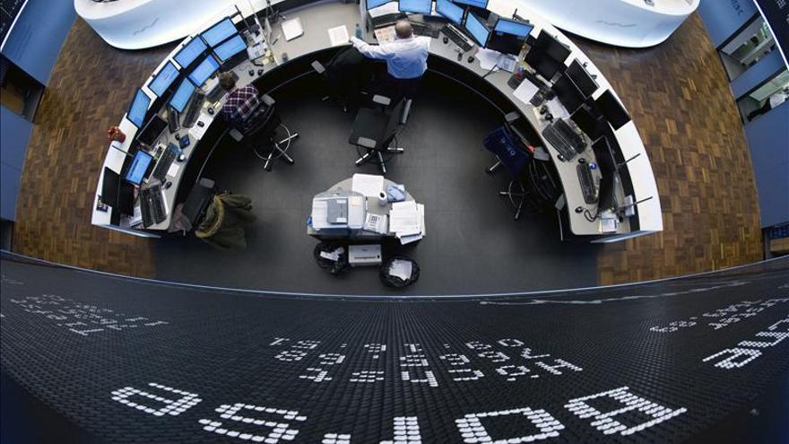 El Dax 30 de Fráncfort sube un 0,04 por ciento en la apertura