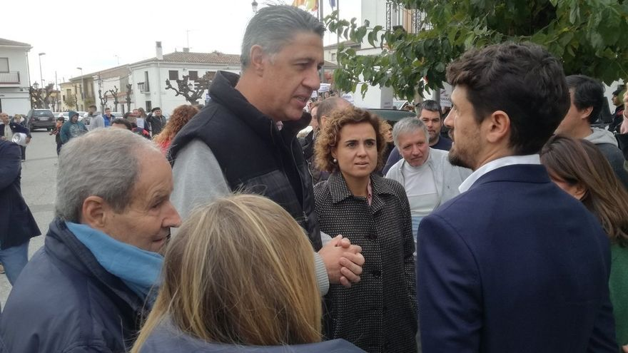 El PP pide a la Junta Electoral que TV3 no emita la manifestación de este sábado