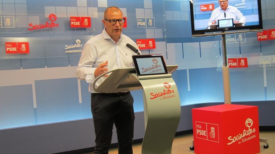 """El PSN responde que Solana """"no acudió a clase el día que se dio el tema de los sistemas parlamentarios democráticos"""""""