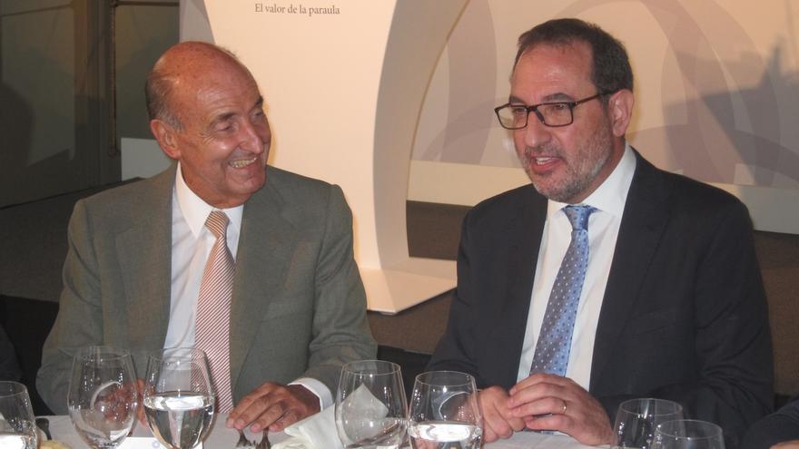 """Espadaler (Unió) agradece el apoyo """"personal"""" de Roca y rechaza crear frentismos"""