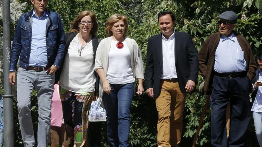 """Madina sostiene que Madrid es un """"símbolo"""" del inicio de un cambio de ciclo histórico"""