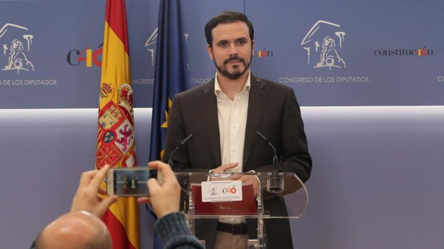 """IU reclama al Rey que suprima el Ducado de Franco por ser """"contrario a la ley"""""""
