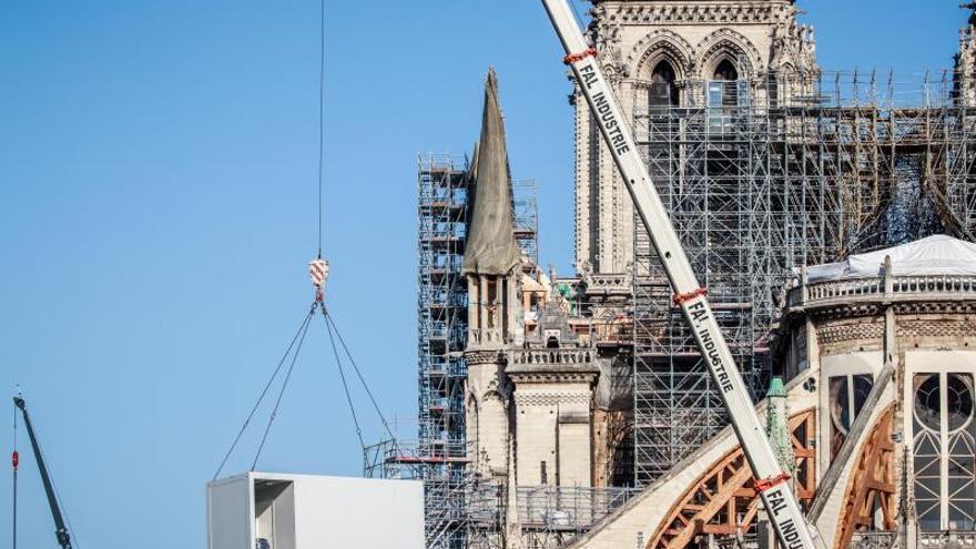 Un joven ingeniero de Castellón, entre los 50 mejores para rehacer Notre Dame