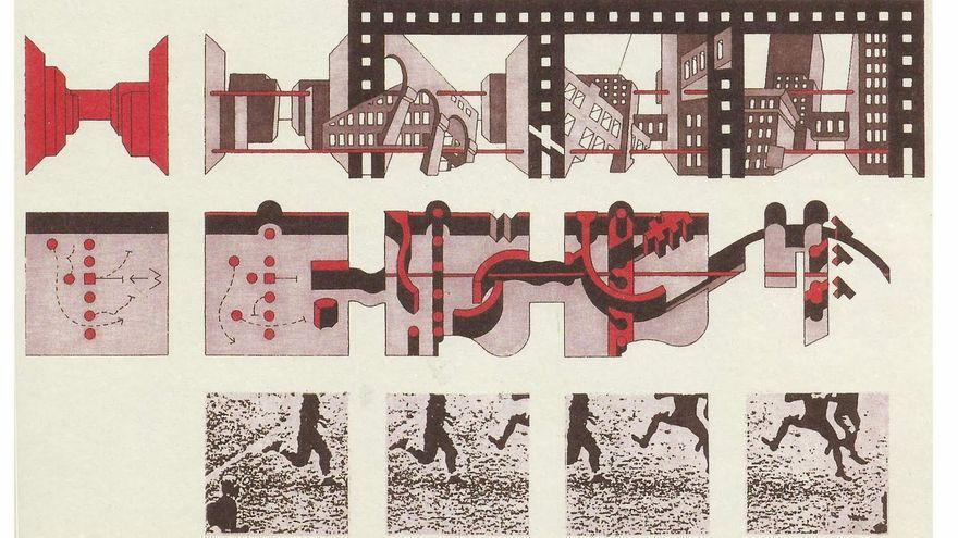 'The Manhattan Transcripts' de Bernard Tschumi