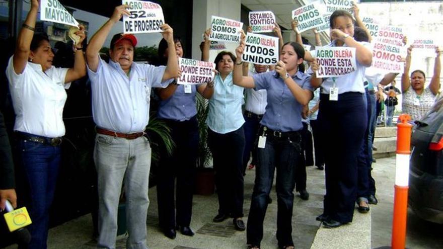 De las protestas en AgroIsleña #1