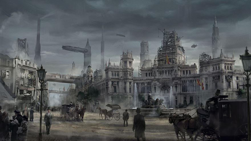 Madrid The Order 1886