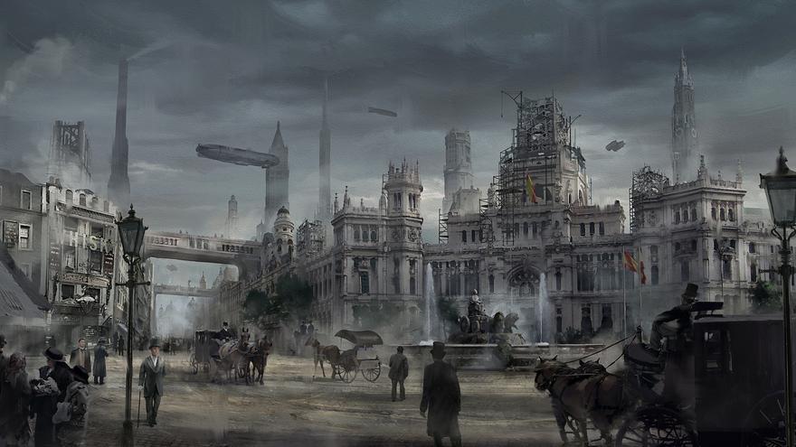 Madrid The Order 1886
