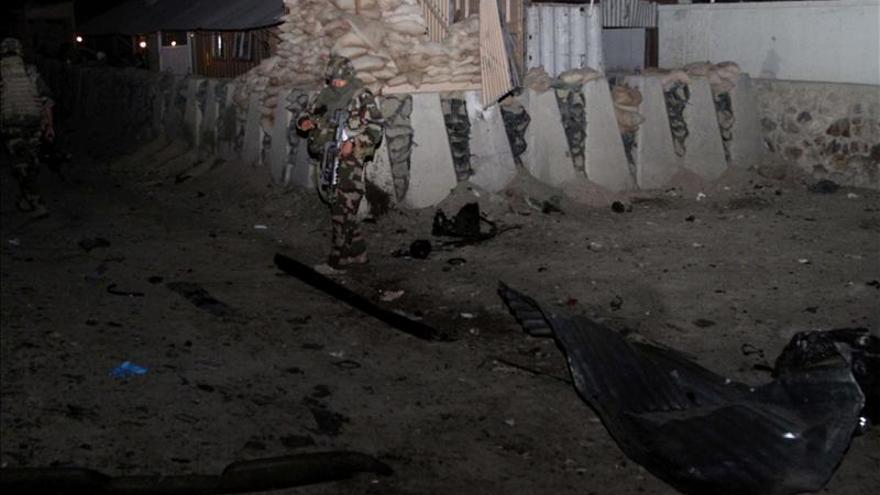 Mueren en un atentado tres miembros del servicio de inteligencia afgano