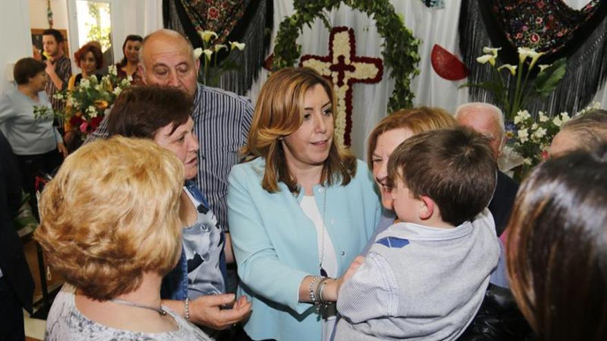 Díaz anuncia que la Junta retomará en junio los planes de empleo en los municipios