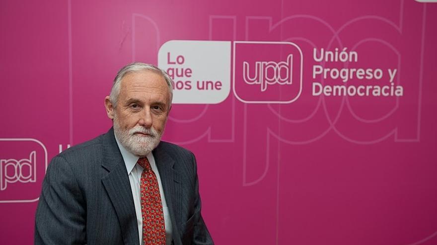 El portavoz de UPyD en la Asamblea de Madrid también dimite del Consejo de Dirección por discrepancias con Rosa Díez