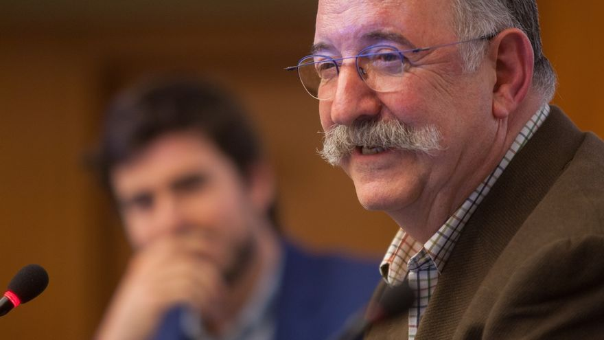Pedro Subijana imparte este lunes un coloquio sobre nuevas técnicas de alta cocina en la Universidad de Navarra