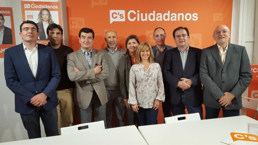 Ciudadanos ficha a Carmen Valderas, tricampeona mundial de aerobic, que e incorporará al equipo de Deportes