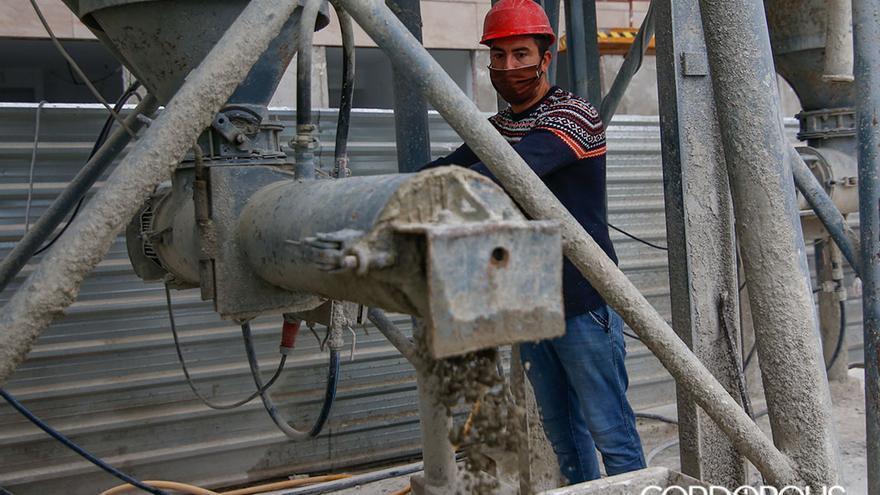 Obras de construcción | ÁLEX GALLEGOS