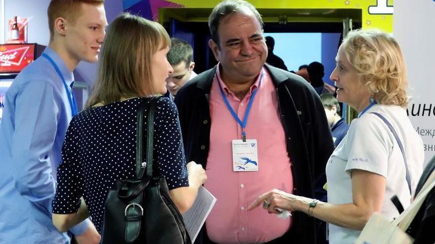 Un documental español sobre la esclerosis múltiple llega a un festival moscovita