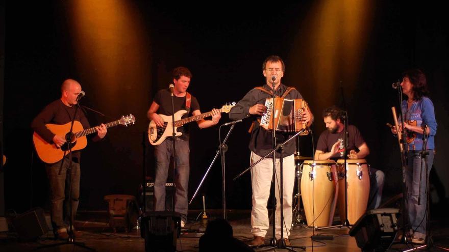 El grupo cántabro Los Castos nació a finales de la década de los 80.