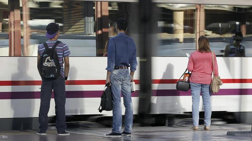 Una avería en Madrid suspende varias líneas de Cercanías y media distancia